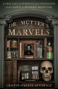 Dr Mtter's Marvels book cover