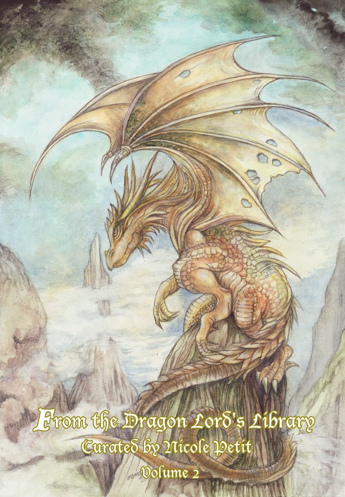 cover of the dragon lord's library